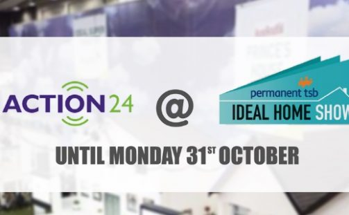 Come Visit Action24 At The Ideal Home Show