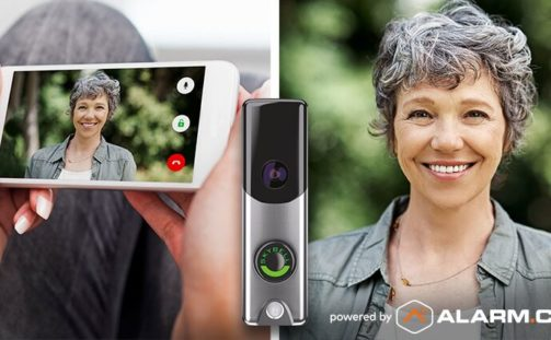 Introducing the Skybell Smart Doorbell