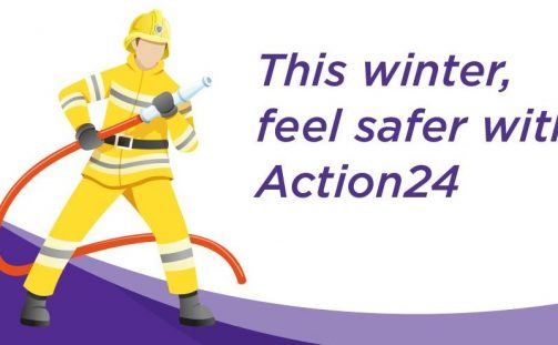 Be Fire Safe with Action24