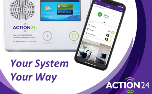 Smart App – Add users with unique codes to your alarm system